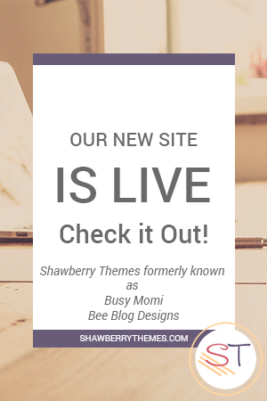 Shawberry Themes Relaunch Something New!