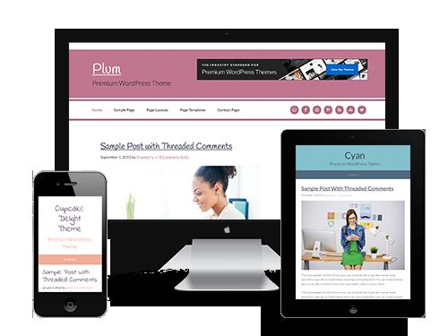 Premium WordPress Theme Shop